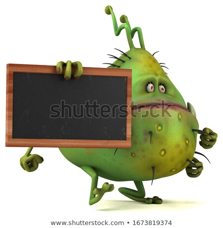 Chalkboard with AIDS. 3D Illustration. Stock photo © tashatuvango