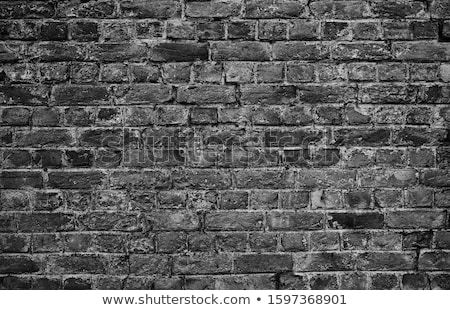 Verouderd muur stenen muur vorm verweerde Stockfoto © zhekos