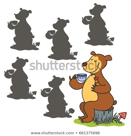 find right shade Stock photo © Olena