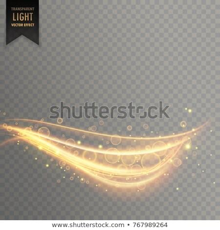 прозрачный · свет · эффект · вектора · энергии · Рождества - Сток-фото © sarts