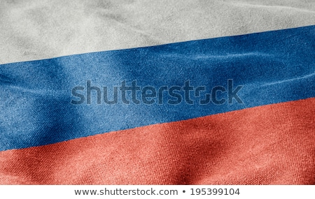 close up view of russian flag background stock photo © lightfieldstudios