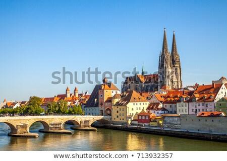 Regensburg. Stock photo © rudi1976