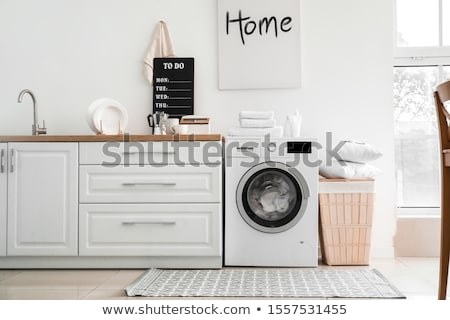 мыть машина свет прибыль на акцию 10 фон Сток-фото © netkov1