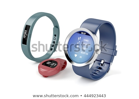 Different types of measurement devices on white background Stock photo © bluering