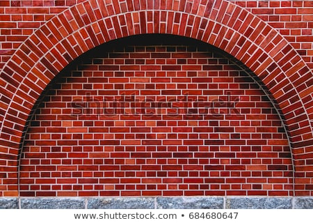 Arched brick background pattern Stock photo © gregory21