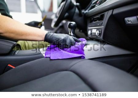 car · wash · automatisch · ondiep · auto · technologie - stockfoto © kalozzolak