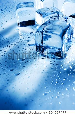 синий студию фотографии темно Сток-фото © gewoldi