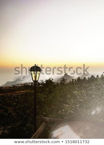 kanarek · Hiszpania · niebo · górskich - zdjęcia stock © compuinfoto