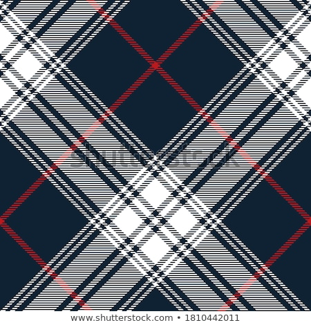 Stock photo: Classic Plaids Cotton Textile