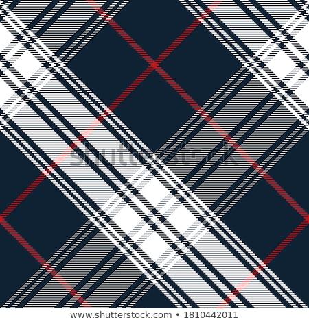 Classic Plaids Cotton Textile stock photo © grivet