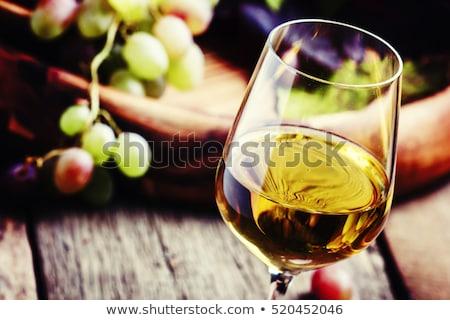 ワイン · オーストリア - ストックフォト © tepic