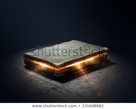 books of mystery stock photo © lithian