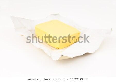 Open boter witte Stockfoto © wavebreak_media