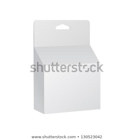 öreg · puska · patron · fehér · vágási · körvonal · kar - stock fotó © eldadcarin