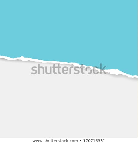 Content Torn Paper Concept Stock photo © ivelin
