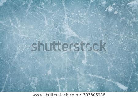 naturales · azul · hielo · textura · primer · plano · frío - foto stock © theseamuss