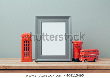 London Great Britain Souvenirs Stock photo © pab_map