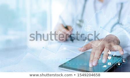 medical data stock photo © lightsource