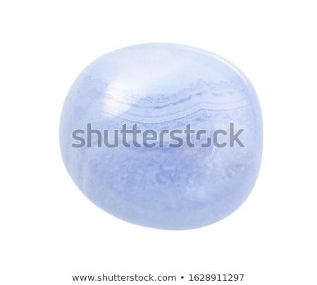 agaat · textuur · achtergrond · ruw · gestreept · mineraal - stockfoto © pixelman