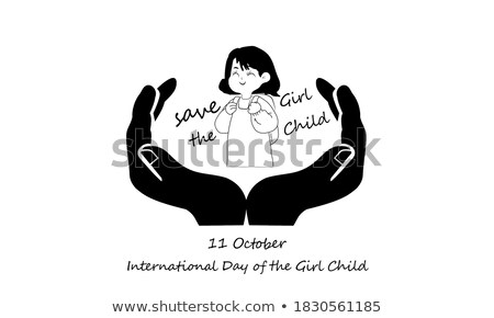 3d woman thinking about right symbol concept Stock photo © nithin_abraham