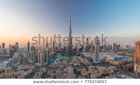 Burj Khalifa Stock photo © Anna_Om