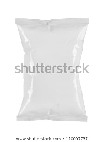 potato chips plastic packaging stock photo © netkov1