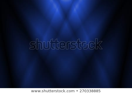 Abstract navy blue background with wavy lines Stock photo © Kheat