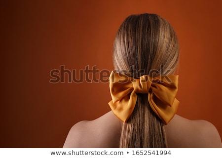 bow coiffure  Stock photo © seenad