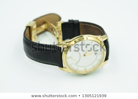 Fancy Wrist Watch on White Background Stock photo © kayros