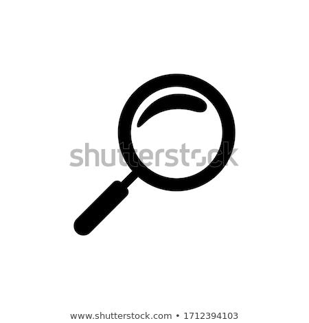 glass icons with symbols arrows Stock photo © blackmoon979