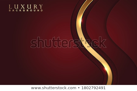 red luxury background stock photo © SArts