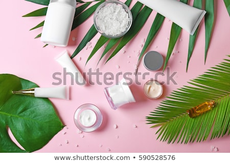 cosmetic product for skin facial Stock photo © OleksandrO