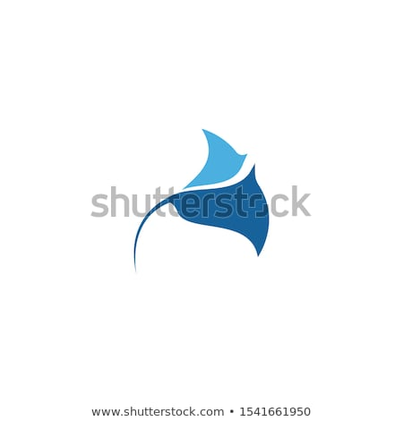 вектора логотип рыбы талисман Cartoon Сток-фото © Andrei_