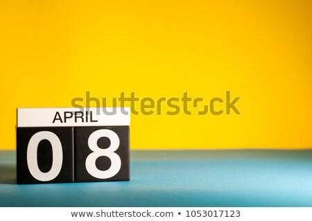 календаря международных Рома день дизайна Сток-фото © Oakozhan
