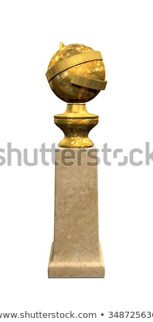 golden globe stock photo © fresh_5265954