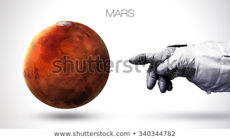 Planet Art - Neptune. Elements of this image furnished by NASA stock photo © NASA_images