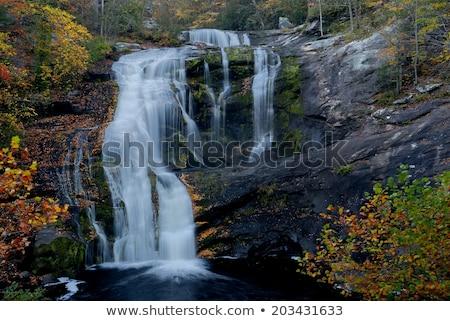 Kopasz folyó USA alföld késő nyár Stock fotó © GreenStock