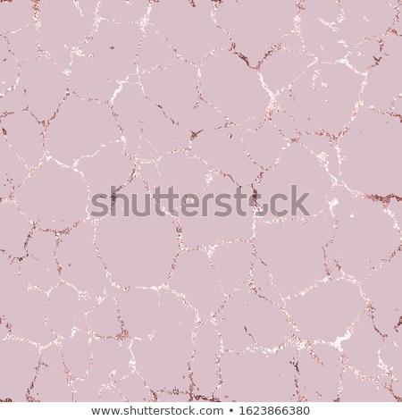abstrato · rachado · superfície · 3d · render · quebrado · forma - foto stock © SmirkDingo