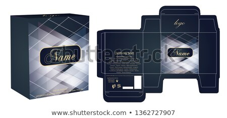 Perfume graphic design template vector isolated Stock photo © haris99