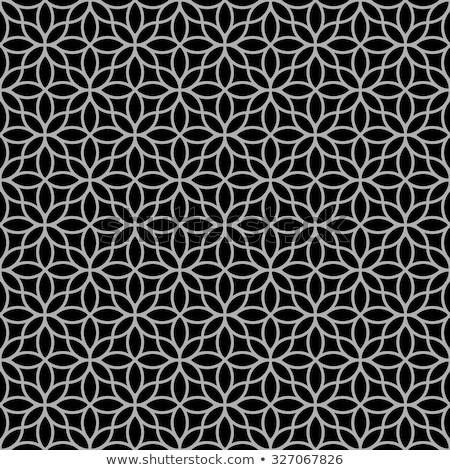 Csipke végtelenített vektor minta retro díszítő Stock fotó © RedKoala