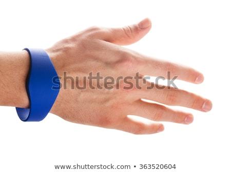 Rfid bracelet Stock photo © montego