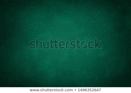 Abstrato esmeralda tecido veludo têxtil materialismo Foto stock © Anneleven