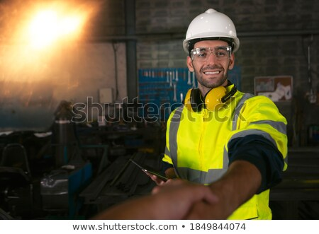 Working with Chemical Stock photo © SimpleFoto