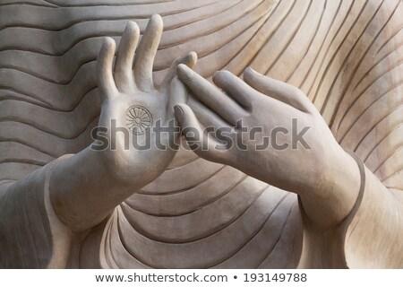 стороны · посредничество · подробность · статуя · складе - Сток-фото © smithore