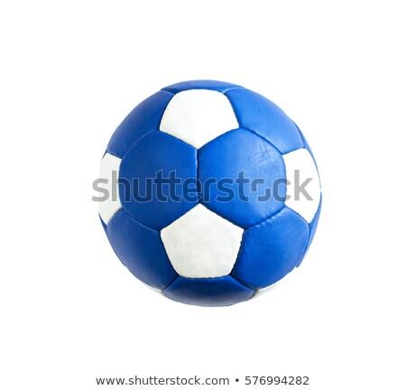 Ukrainian Soccer Ball Stock photo © bestmoose