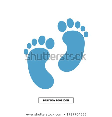 Two pairs of footprints Stock photo © vlad_star