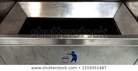 Cancer Aluminum Symbol stock photo © broker