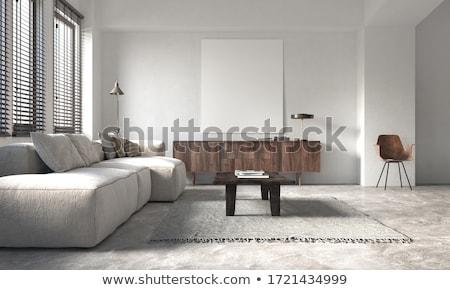 empty furniture Stock photo © ssuaphoto