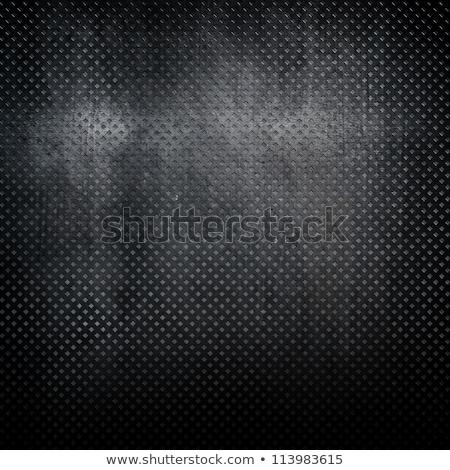 Buio inossidabile metal texture luce effetto sfondo Foto d'archivio © experimental