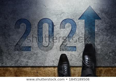 Stock fotó: New Life Business Concept